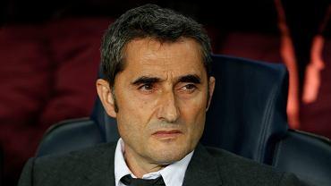 Ernesto Valverde skomentował awans Barcelony do półfinału LM