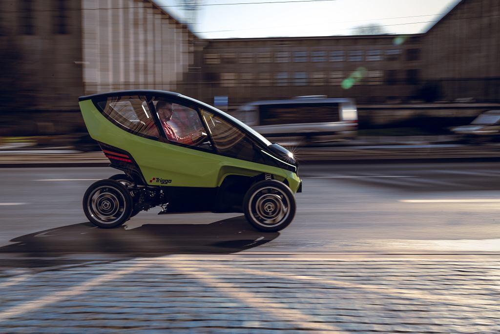 Triggo, pierwszy polski samochód elektryczny, zadebiutuje na targach Geneva Motor Show 2020