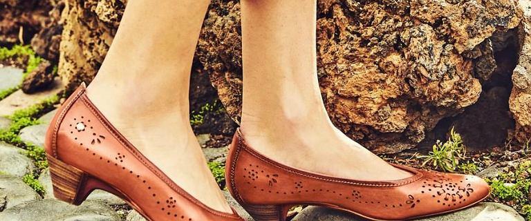 Piękne, ażurowe buty na co dzień. Porządne modele, które starczą na lata!