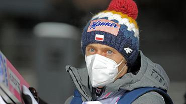 Dawid Kubacki nie boi się pogodowego armagedonu.