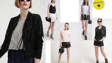 Ubrania z frędzlami - najlepsze propozycje