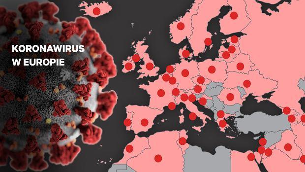 Znalezione obrazy dla zapytania: koronawirus