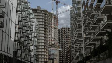 Osiedle Bliska Wola. Wszystkie mieszkania w 'polskim Hongkongu' wyprzedane