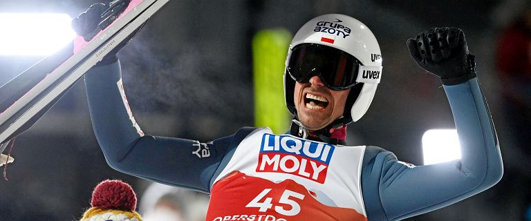 Ale kasa! Piotr Żyła zarobił pokaźną sumę za złoty medal MŚ w Oberstdorfie
