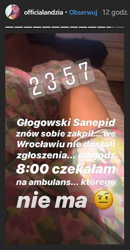 Andzia z 'Warsaw Shore'