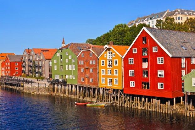 Bergen, Norwegia / fot. Shutterstock