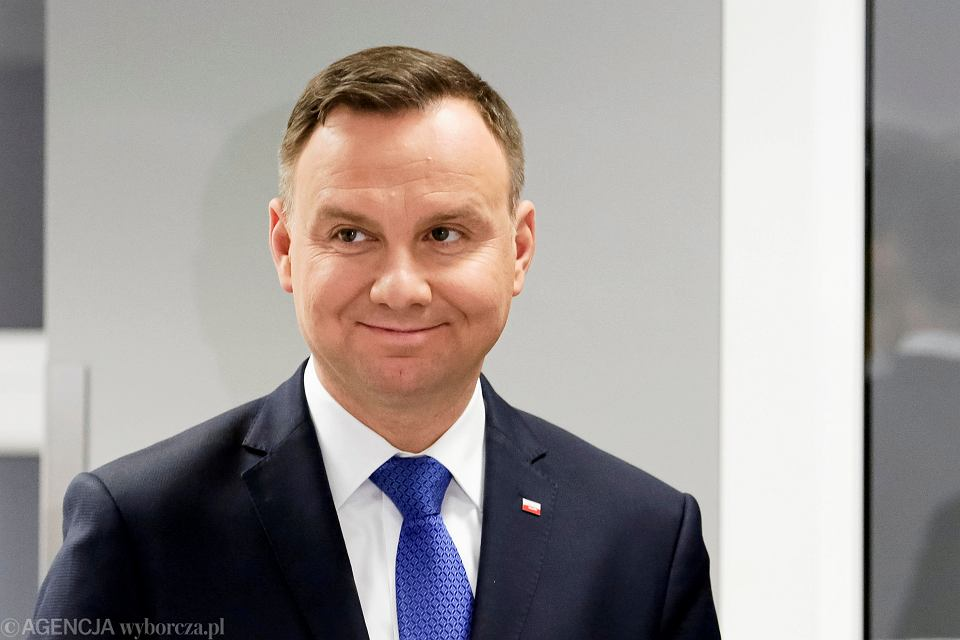Prezydent Andrzej Duda w TVN 24: Moje ustawy nie łamią ...