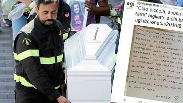 W sobotę odbył się pogrzeb Giulii