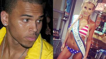 Chris Brown, Baylee Currin