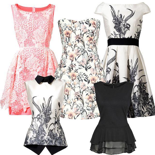 Już jutro w sklepach kolekcja Orsaya powstała we współpracy z Fashion Week Poland. Dziewczęca mini-kolekcja obfituje w zwiewne tkaniny i radosne barwy. Znajdziecie tu inspiracje latami 50. w postaci kobiecych sukienek z rozkloszowanym dołem i latami 60., które przybrały postać garnituru w biało-czarny rzucik. Kolorystycznie kolekcja rozpięta jest między bielą, czernią a bladym różem, sporo w niej kwiatów, znajdziemy tu też hafty i koronkę.