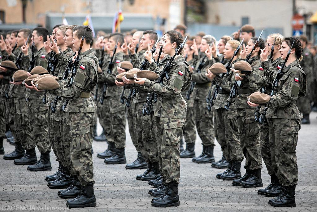 Żołnierze WOT (zdjęcie ilustracyjne)