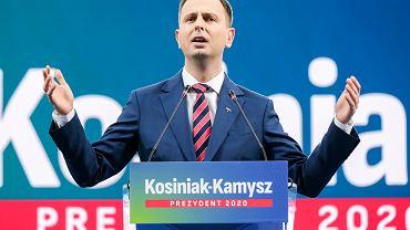 Wybory prezydenckie 2020. Władysław Kosiniak-Kamysz (PSL). Kandydat na Prezydenta RP