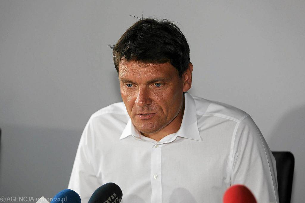 Zakopane, Centralny Ośrodek Sportu. Minister Adam Korol