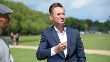 Marszałek województwa zachodniopomorskiego Olgierd Geblewicz