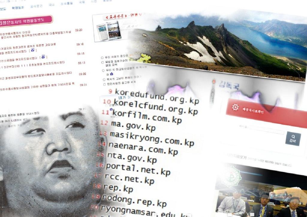 Koreański internet to... 28 stron