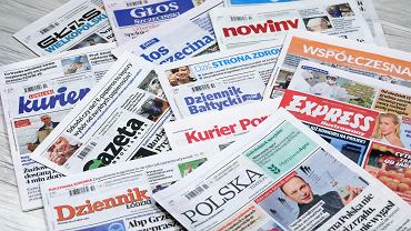 Regionalne gazety codzienne wydawnictwa Polska Press.
