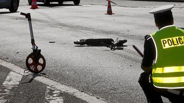 Śmiertelny wypadek z udziałem użytkownika hulajnogi elektrycznej we Wrocławiu