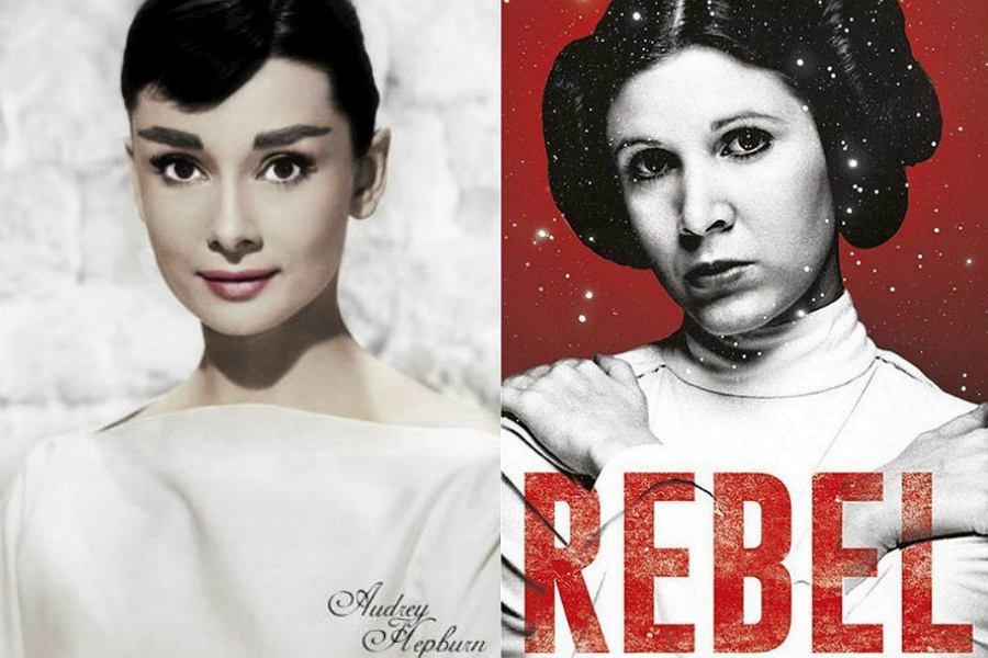 Plakaty z ikonami kina