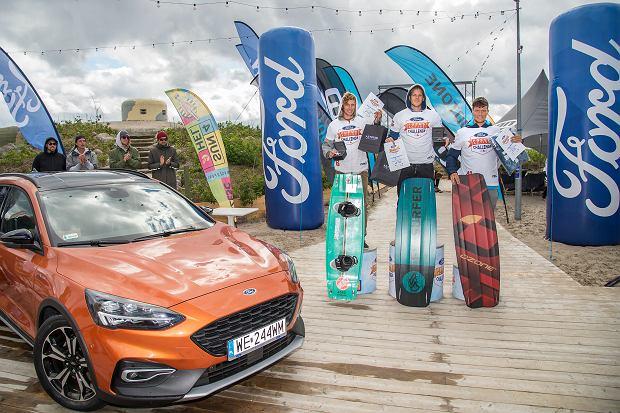 Zawody Ford Focus Active Challenge w Jastarni