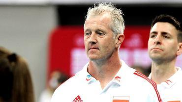 Selección Nacional de Voleibol de Polonia Heynen