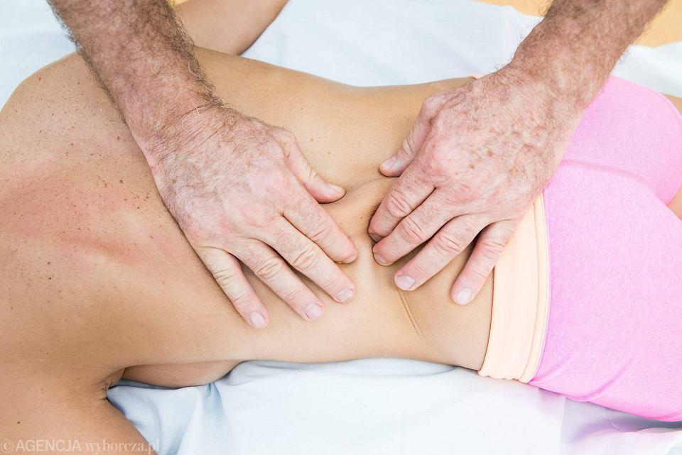 Chiński masaż z seksem