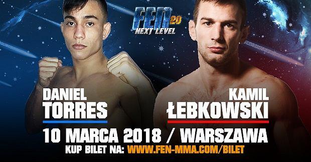 Torres vs Łebkowski