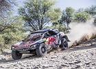 Rajd Dakar 2018. Carlos Sainz dowiózł hat-trick dla marki Peugeot