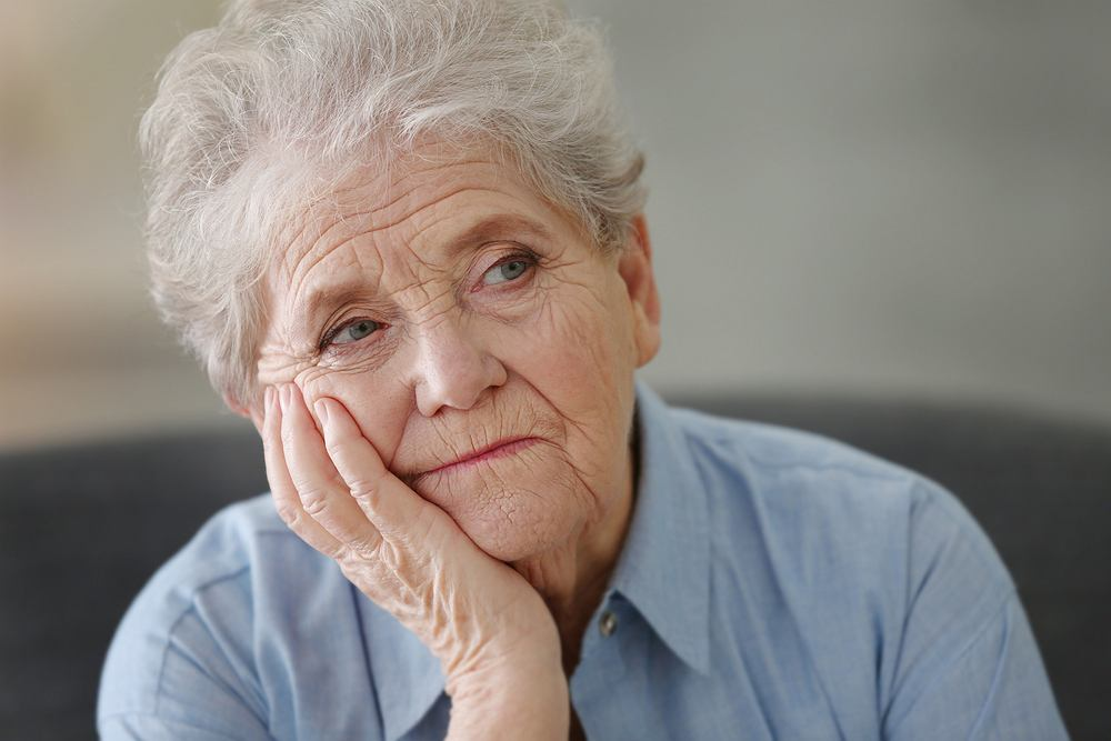 Apatia - symptom demencji