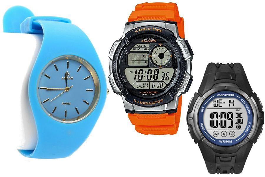 Sportowe zegarki do 200 zł