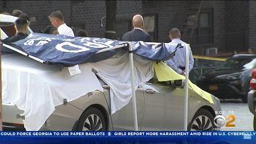 Bliźnięta zmarły w rozgrzanym samochodzie