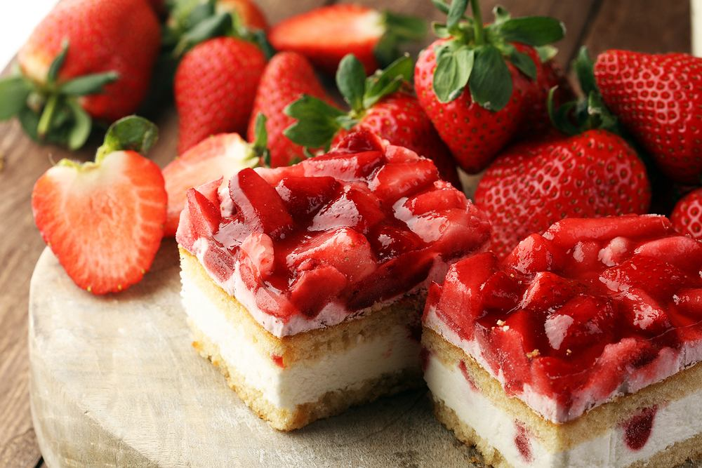 Pyszne ciasto. Sprawdzone przepisy na idealne wypieki. Zdjęcie ilustracyjne