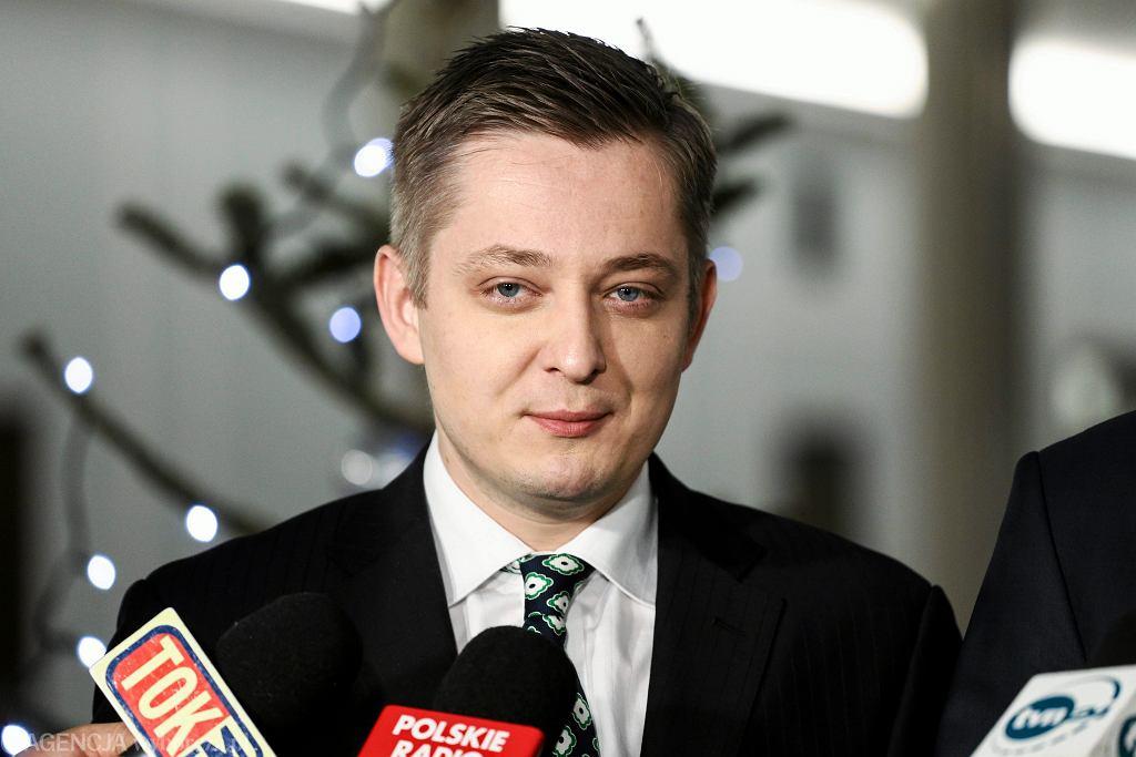 Na zdjęciu: Jakub Stefaniak
