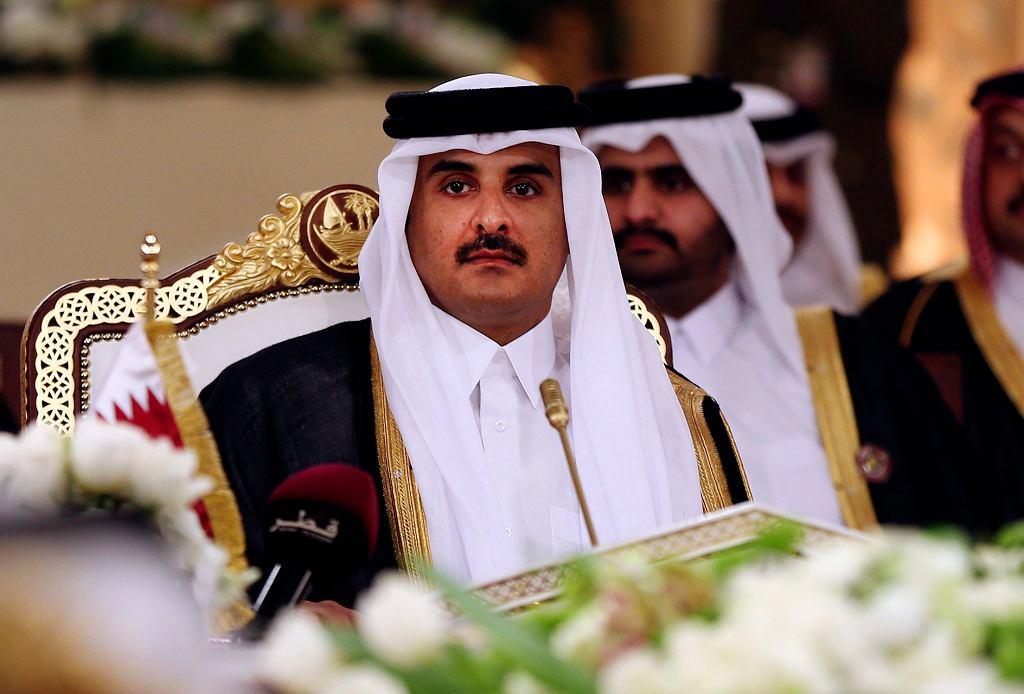 Emir Kataru Tamim ibn Hamad Al Sani