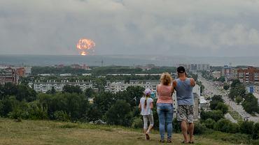 Tajemnicza eksplozja w Rosji. Mieszkańcy pobliskiej wioski mają opuścić swoje domy