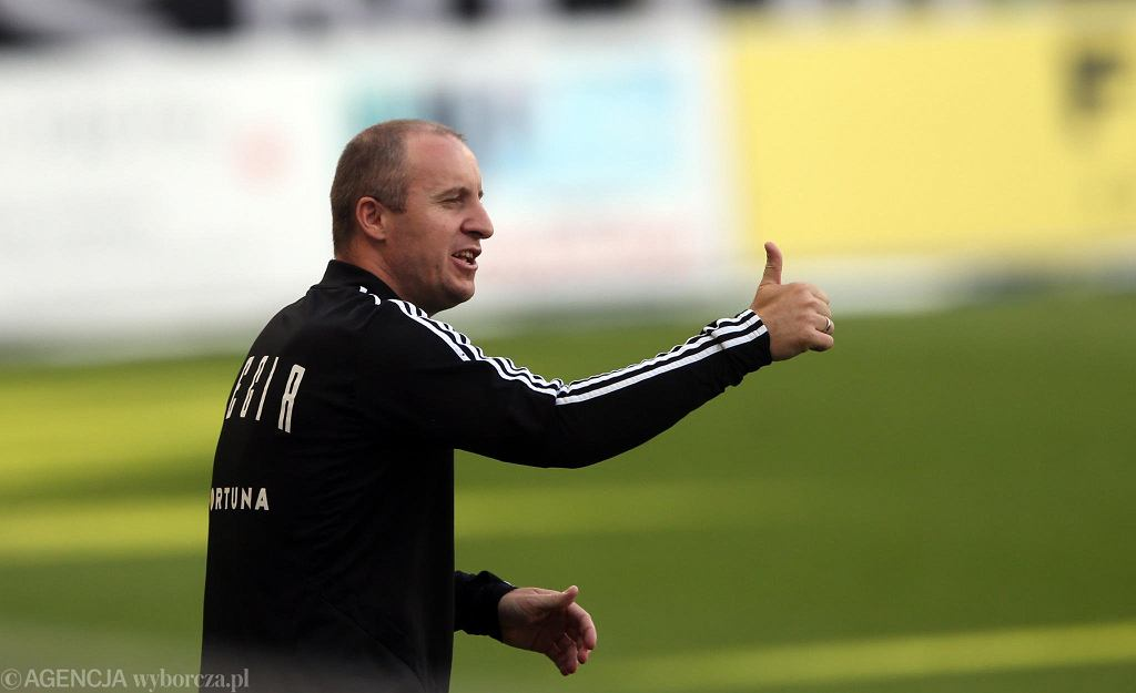 Aleksandar Vuković, trener Legii