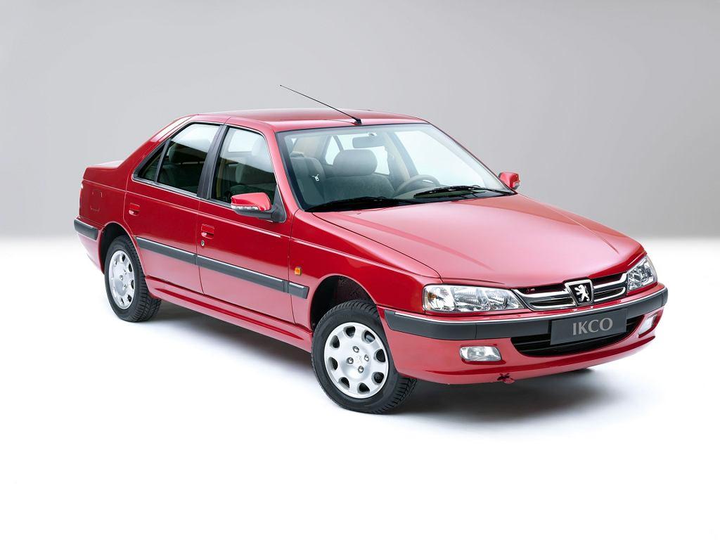 Peugeot 405/Pars