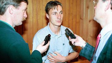Rok 1996 i Tomasz Hajto