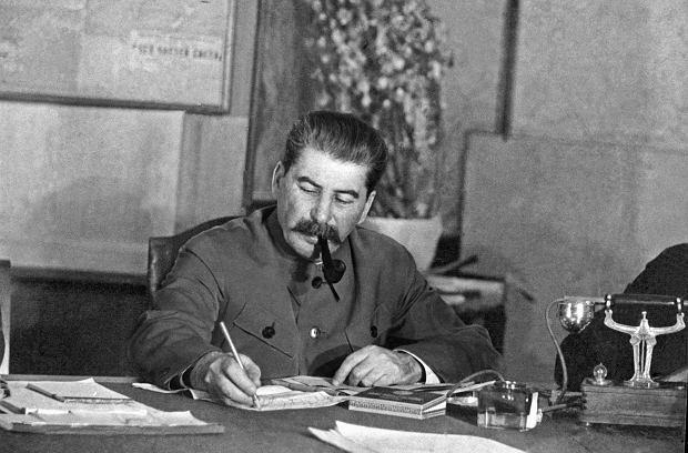 Józef Stalin, marzec 1935