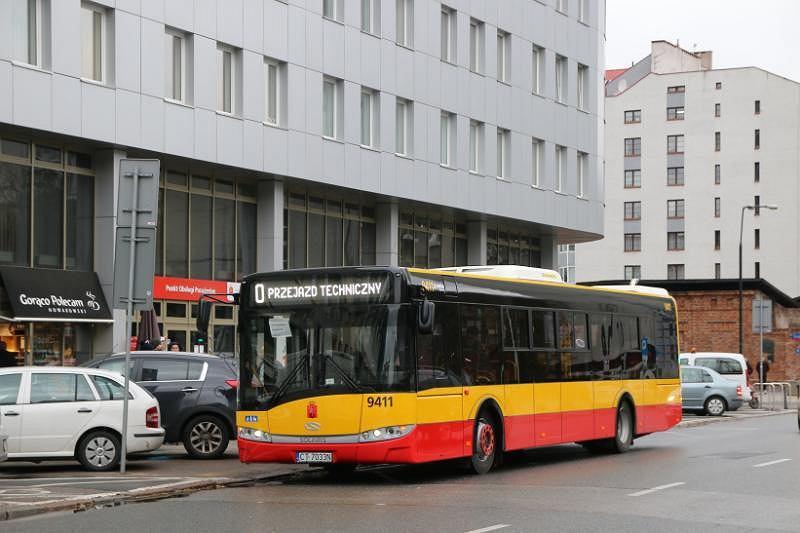 Nowe autobusy wyjadą na warszawskie ulice