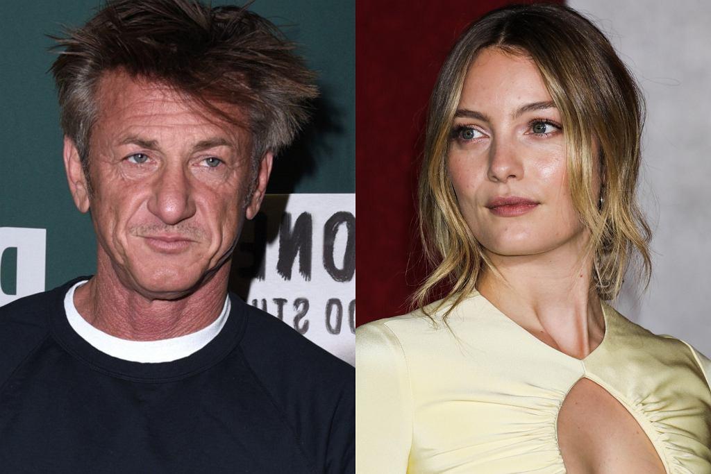 Sean Penn i Leile George