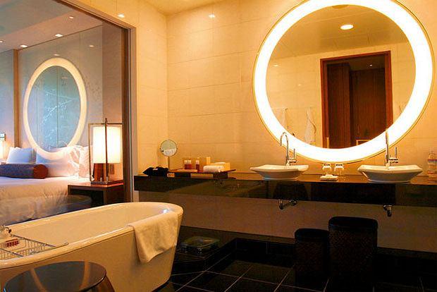 Podróże: pierwsze spotkanie z Japonią, azja, podróże, Hotel Conrad w Tokio