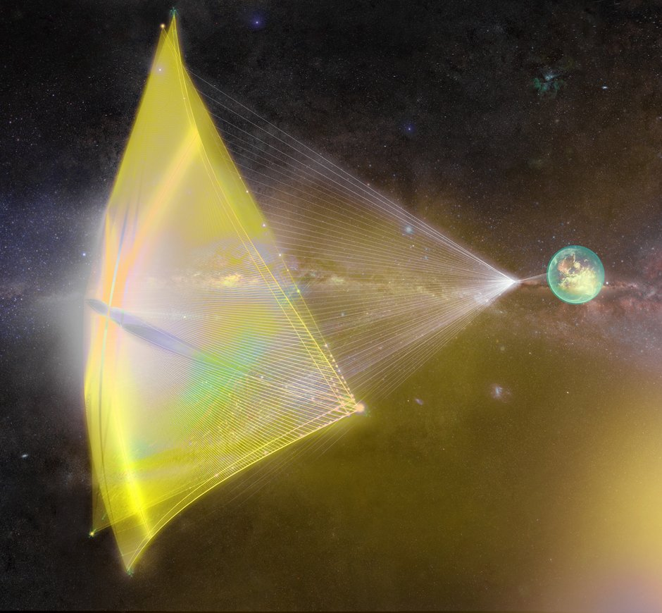 Breakthrough Starshot - ten projekt ma sprawić, że dotrzemy do Alfa Centauri