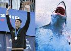 Kto jest szybszy, człowiek czy zwierzę? Phelps zmierzy się z rekinem! A jak było kiedyś?