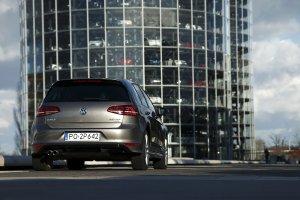 Odbiór VW Golfa w Autostadt