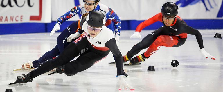 Short track. Natalia Maliszewska znów wygrywa. Trener: ''To tylko nauka. Najlepsza będzie na igrzyskach w 2022 roku''