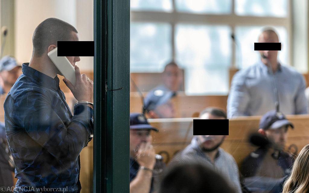 Proces gangu kiboli Psycho Fans rozpoczął się w środę w Katowicach
