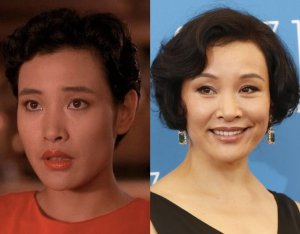 Chińskie aktorki