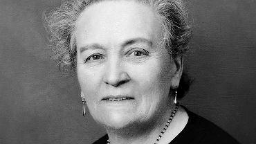 Paulina Drolc, o której Martin Pollack pisze w swojej nowej książce 'Kobieta bez grobu. Historia mojej ciotki', tłum. Karolina Niedenthal, wyd. Czarne
