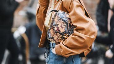 Trendy jesień 2019: skórzane ubrania