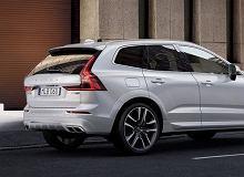 Volvo XC60 - cennik 2019. Nowe ceny XC60, w ofercie pojawiły się wersje B4 oraz B5